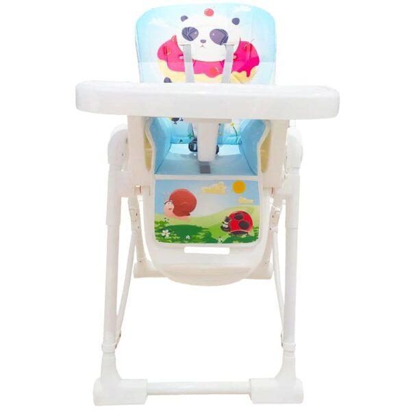 صندلی غذای کودک طرح پاندا دخترک زویه Zooye