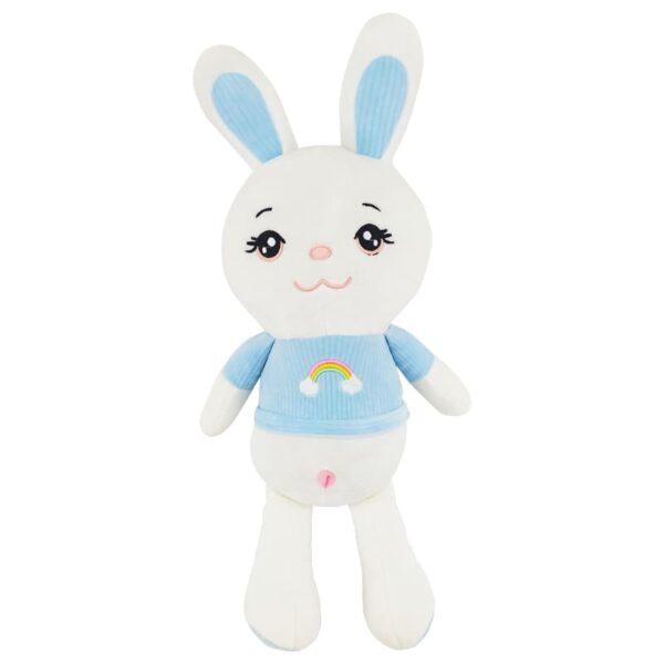 عروسک بچگانه خرگوش رنگین کمان نانو Nino