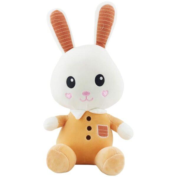 عروسک بچگانه خرگوش لپ قلبی نانو Nino