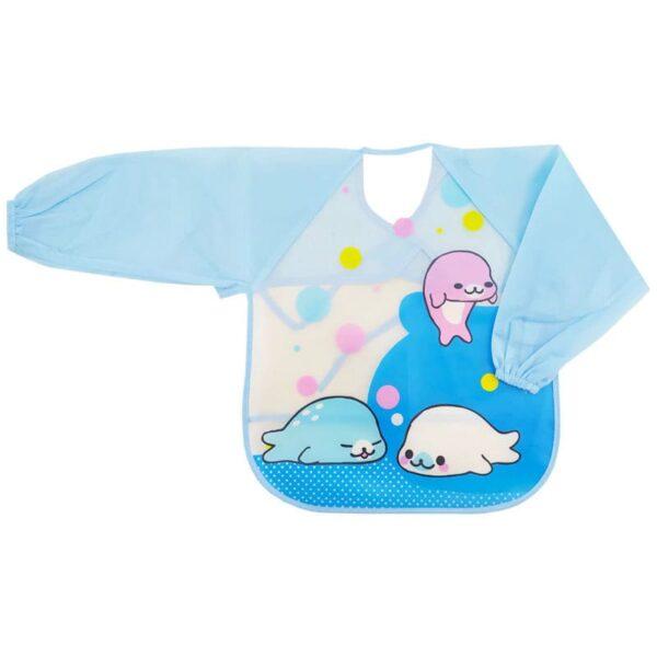 پیش بند لباسی بچگانه طرح دلفین Best Baby