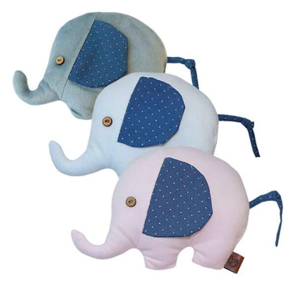 عروسک طبی آنتی کولیک (کمپرس گرم و سرد) طرح فیل Baby Heater