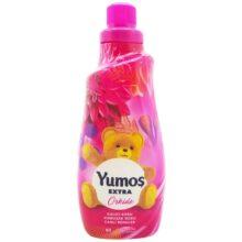 مایع نرم کننده لباس و حوله کودک 1.5 لیتری اکسترا یوموش Yumos