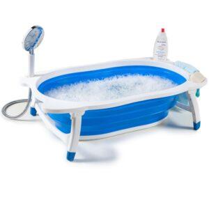 وان حمام آکوردیونی کودک بیضی تاشو  Yoshita