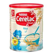 سرلاک نوزاد +6 ماه نستله 400 گرمیگندم و برنج NESTLE