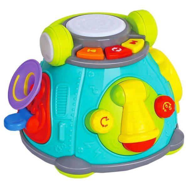 اسباب بازی کپسول بازی موزیکال هولا تویز Hola Toys