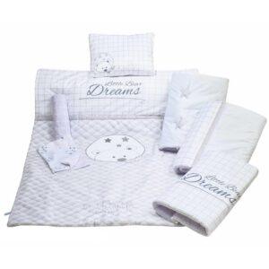 سرویس خواب هفت تکه بچگانه Little Dream Bear  رزبرن RoseBorn