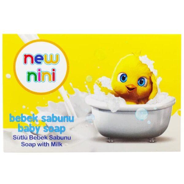 صابون پروتئین شیر مخصوص پوست حساس نیو نی نی New Nini