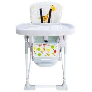 صندلی غذای کودک طرح زرافه پایه جدید زویه Zooye