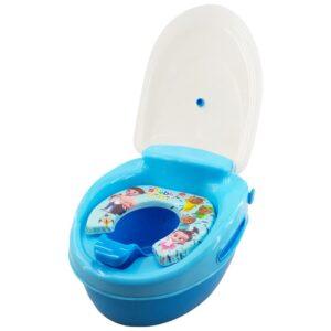 توالت فرنگی سه کاره کودک طرح بچه رئیس Shebli nini