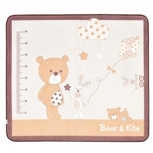 کفپوش اتاق کودک Bear and Kite  رزبرن RoseBorn